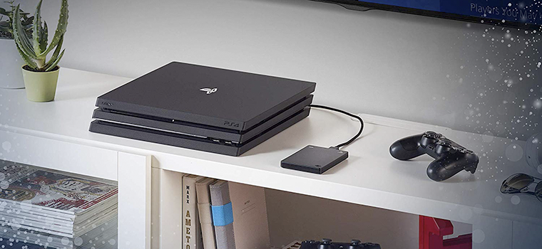 best external hard drives for ps4